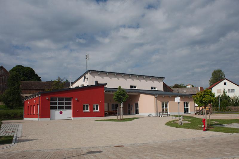 Gemeinschaftshaus Zessau